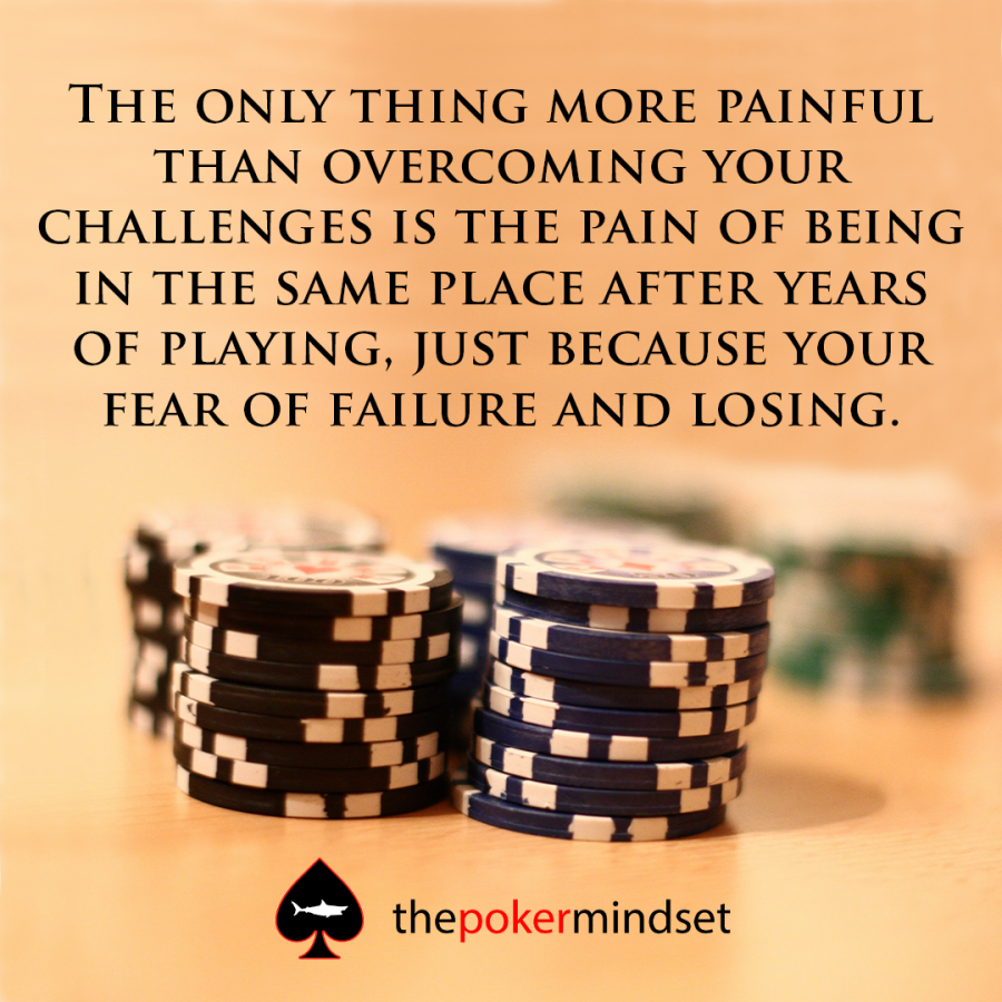 The power of embracing pain